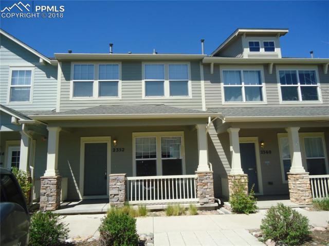 2352 Gilpin Avenue, Colorado Springs, CO 80910 (#1148222) :: Harling Real Estate