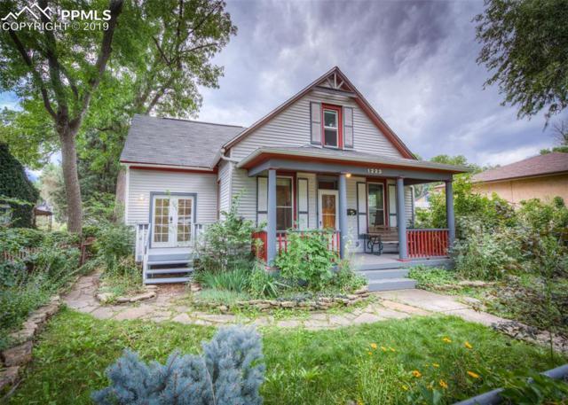 1223 W Pikes Peak Avenue, Colorado Springs, CO 80904 (#1150018) :: Venterra Real Estate LLC