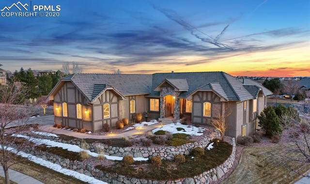 3031 Promontory Peak Drive, Colorado Springs, CO 80920 (#1152392) :: Finch & Gable Real Estate Co.