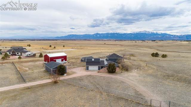 10110 Tomahawk Trail, Colorado Springs, CO 80908 (#1161210) :: Finch & Gable Real Estate Co.