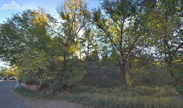 445 E Fountain Place, Manitou Springs, CO 80829 (#1168111) :: The Treasure Davis Team