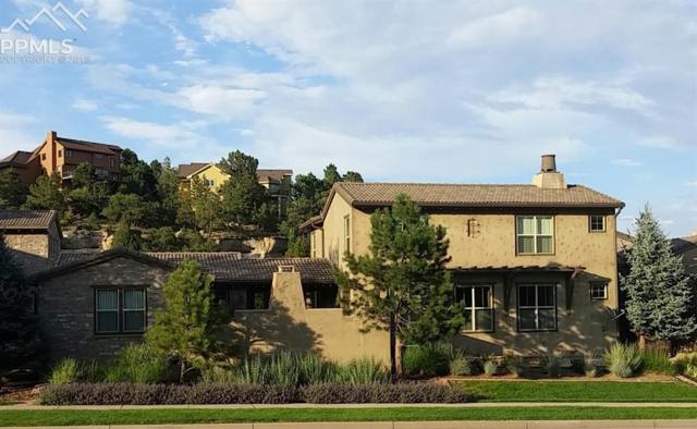 1855 La Bellezza Grove, Colorado Springs, CO 80919 (#1168162) :: The Hunstiger Team