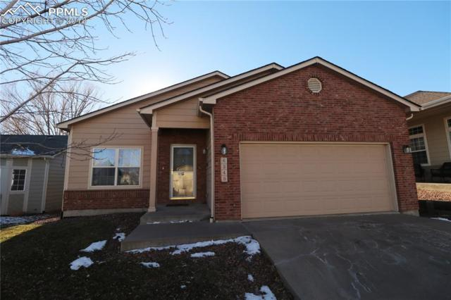 6345 Perfect View, Colorado Springs, CO 80919 (#1182112) :: The Hunstiger Team