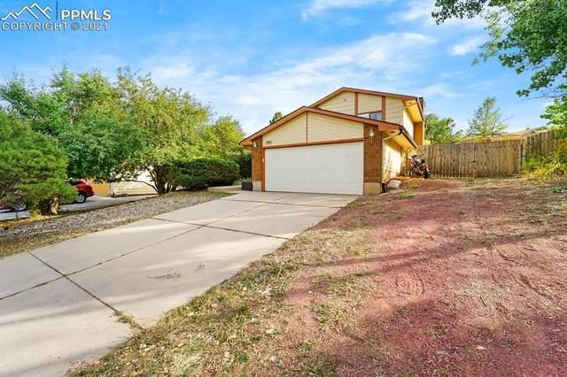 1395 Vondelpark Drive, Colorado Springs, CO 80907 (#1189191) :: 8z Real Estate