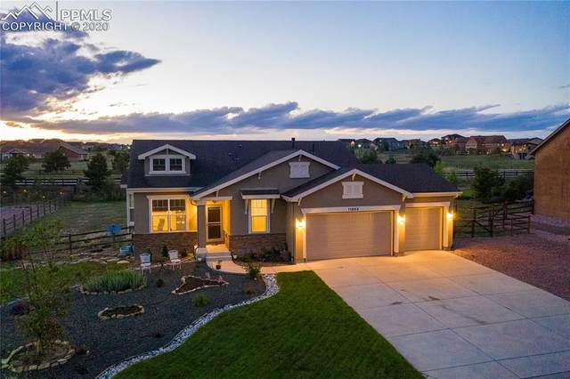 11202 Glen Canyon Drive, Peyton, CO 80831 (#1206512) :: Action Team Realty