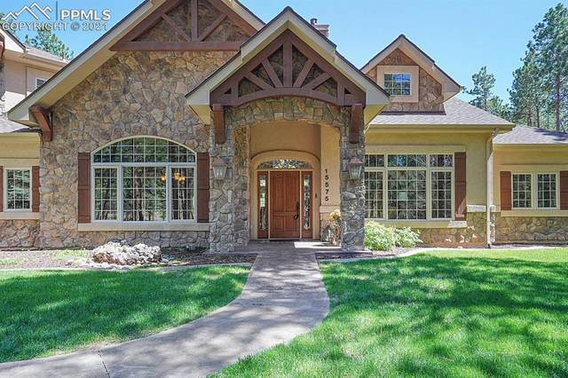 15575 Winding Trail Road, Colorado Springs, CO 80908 (#1206958) :: Action Team Realty