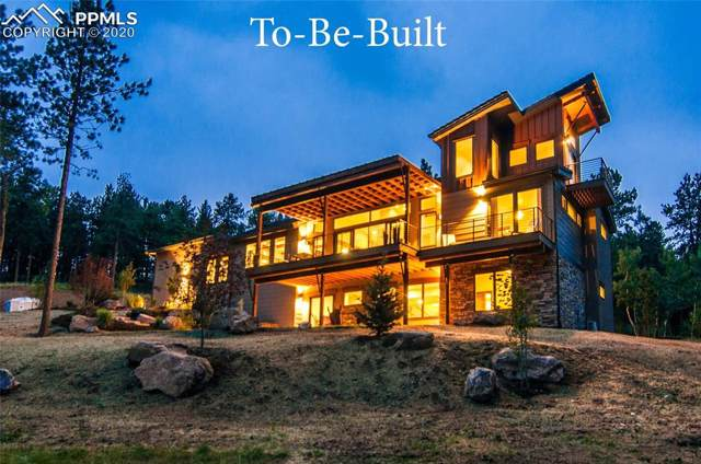 1262 Kelso Place, Colorado Springs, CO 80921 (#1222498) :: The Kibler Group