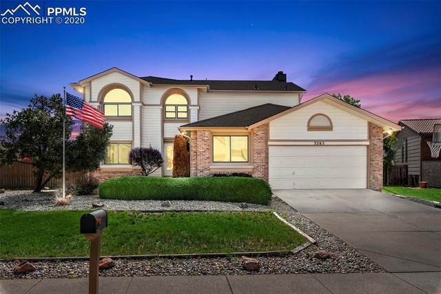 3265 Windjammer Drive, Colorado Springs, CO 80920 (#1252348) :: Tommy Daly Home Team