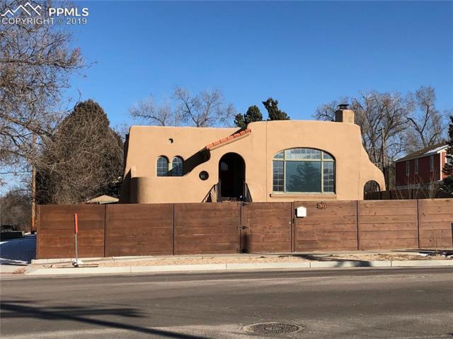131 N Hancock Street, Colorado Springs, CO 80903 (#1258162) :: The Peak Properties Group