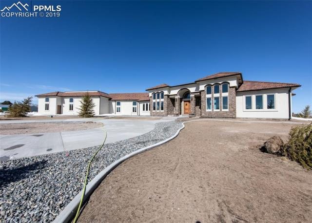 8313 Airpark Heights, Peyton, CO 80831 (#1259114) :: Jason Daniels & Associates at RE/MAX Millennium