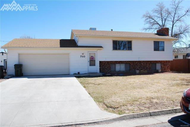 710 Yarbrough Street, Canon City, CO 81212 (#1267386) :: Jason Daniels & Associates at RE/MAX Millennium