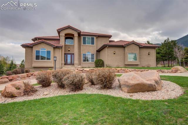 3015 Richfield Drive, Colorado Springs, CO 80919 (#1272567) :: Action Team Realty