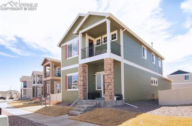 7716 Kiana Drive, Colorado Springs, CO 80908 (#1289461) :: Venterra Real Estate LLC