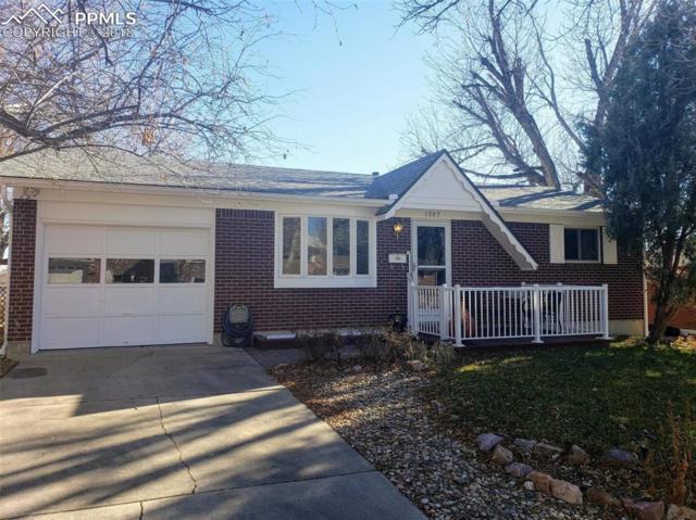 1307 Kingsley Drive, Colorado Springs, CO 80909 (#1299346) :: The Hunstiger Team