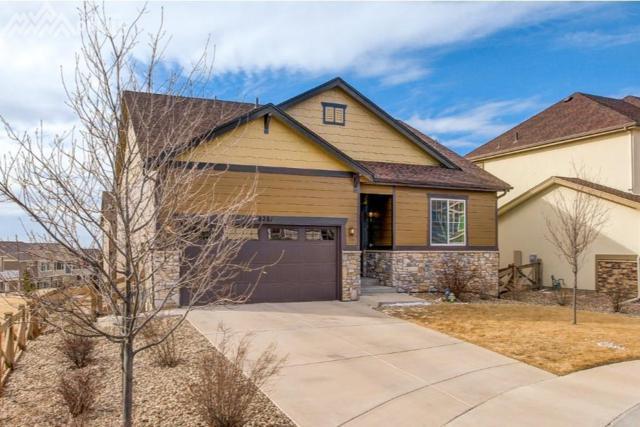 8281 Knotty Alder Court, Colorado Springs, CO 80927 (#1323931) :: The Peak Properties Group