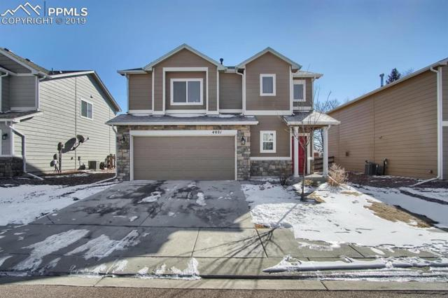 4021 Silver Star Grove, Colorado Springs, CO 80911 (#1328201) :: Jason Daniels & Associates at RE/MAX Millennium