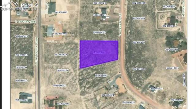 1327 N Chaunsey Drive, Pueblo West, CO 81007 (#1336601) :: Action Team Realty