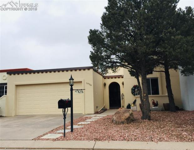 1926 Calle De Seville, Colorado Springs, CO 80904 (#1350860) :: The Treasure Davis Team