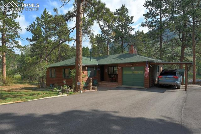 9820 Fountain Road, Cascade, CO 80809 (#1368164) :: The Hunstiger Team