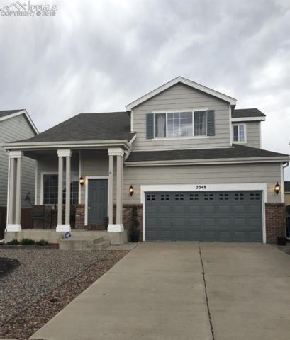 2348 Sage Grouse Lane, Colorado Springs, CO 80951 (#1370945) :: Action Team Realty