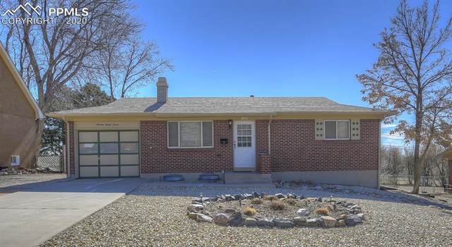 1327 Kingsley Drive, Colorado Springs, CO 80909 (#1377220) :: The Kibler Group