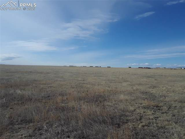 310 S Calhan Highway, Yoder, CO 80864 (#1378083) :: The Peak Properties Group