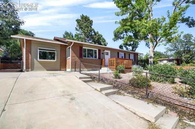 545 Catalina Drive, Colorado Springs, CO 80906 (#1399217) :: The Peak Properties Group