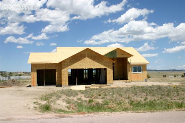13870 Irish Hunter Trail, Elbert, CO 80106 (#1417774) :: 8z Real Estate