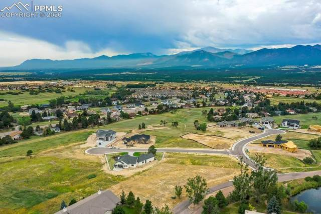 385 Mission Hill Way, Colorado Springs, CO 80921 (#1422738) :: The Harling Team @ Homesmart Realty Group