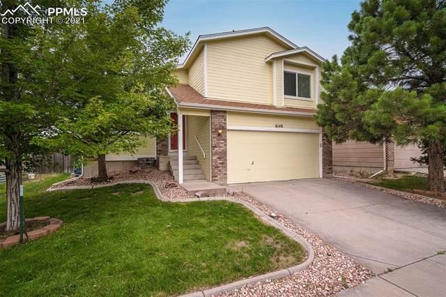 6148 Chestnut Moon Drive, Colorado Springs, CO 80923 (#1444435) :: CC Signature Group