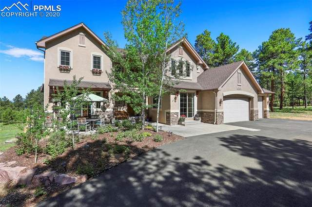 16182 Timber Meadow Drive, Colorado Springs, CO 80908 (#1445679) :: The Kibler Group