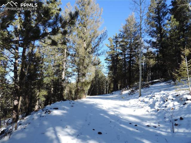 TBD Teller 1, Cripple Creek, CO 80813 (#1454359) :: 8z Real Estate