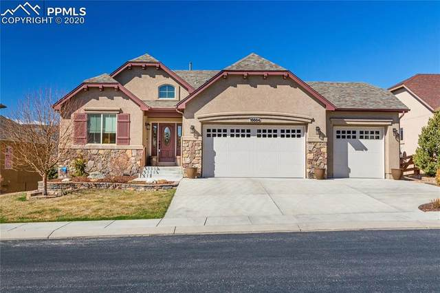 16664 Curled Oak Drive, Monument, CO 80132 (#1459005) :: The Treasure Davis Team