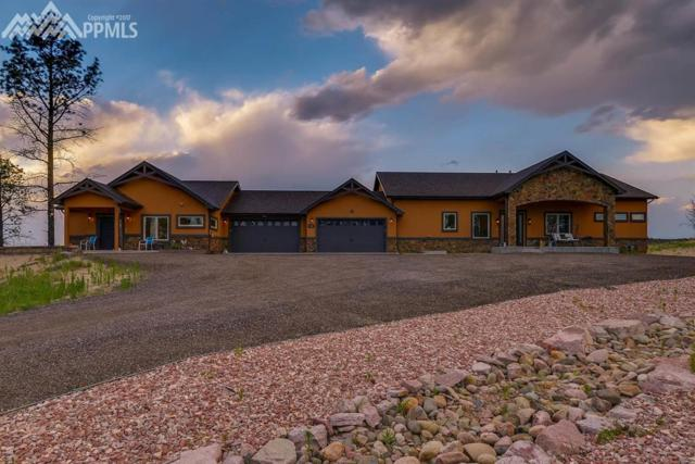 6610 Trappers Pass Trail, Colorado Springs, CO 80908 (#1460208) :: The Hunstiger Team