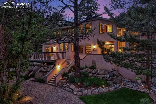 260 Brandywine Drive, Colorado Springs, CO 80906 (#1463405) :: Fisk Team, RE/MAX Properties, Inc.