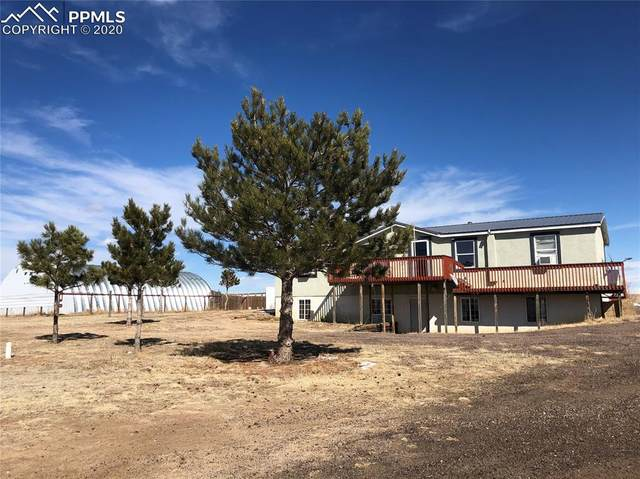 355 Weissenfluh Road, Yoder, CO 80864 (#1463831) :: The Treasure Davis Team