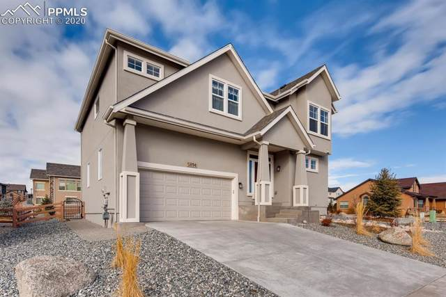 5894 Thurber Drive, Colorado Springs, CO 80924 (#1474909) :: Tommy Daly Home Team