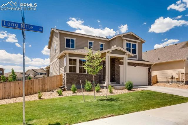 3998 Long Rifle Drive, Castle Rock, CO 80108 (#1476278) :: 8z Real Estate