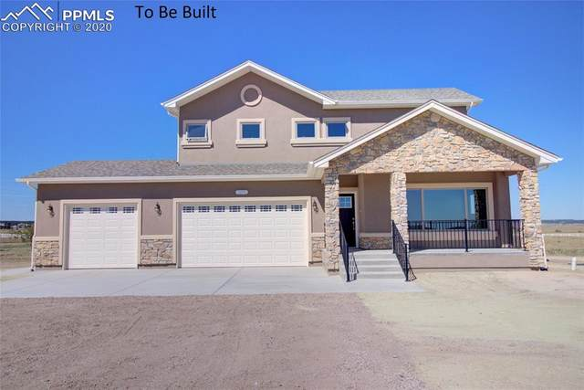 630 Meadowlark Lane, Woodland Park, CO 80863 (#1509425) :: Tommy Daly Home Team