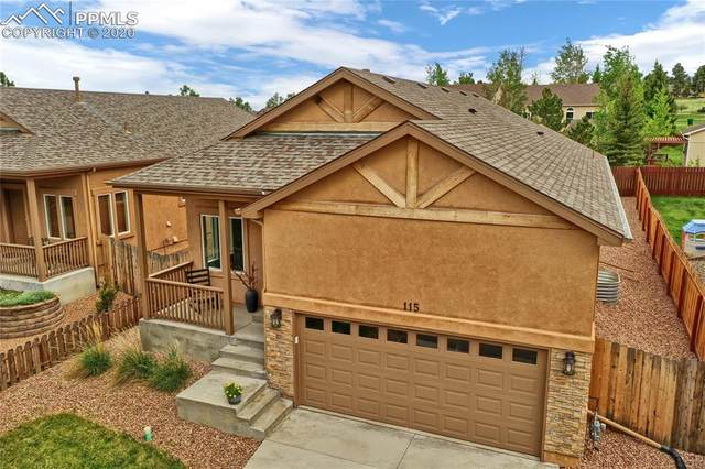 115 Greeley Boulevard, Palmer Lake, CO 80133 (#1548985) :: Colorado Home Finder Realty
