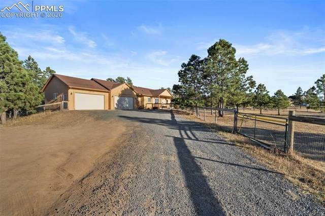 18575 Pinon Park Road, Peyton, CO 80831 (#1549332) :: Action Team Realty
