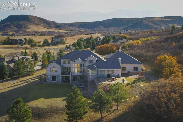4750 Starfire Circle, Castle Rock, CO 80104 (#1550161) :: HomeSmart