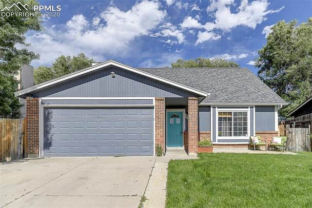 3335 Kirkwood Drive, Colorado Springs, CO 80916 (#1567127) :: Tommy Daly Home Team