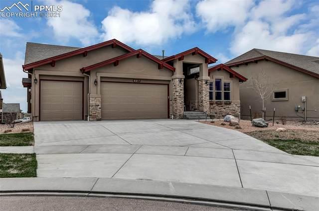 6217 Radiant Sky Lane, Colorado Springs, CO 80924 (#1585638) :: Finch & Gable Real Estate Co.
