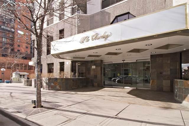 1625 Larimer Street #2506, Denver, CO 80202 (#1591866) :: The Dixon Group
