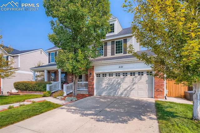 2121 W Maples Place, Highlands Ranch, CO 80129 (#1594477) :: Tommy Daly Home Team
