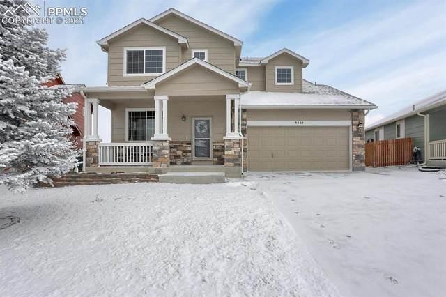 1861 Dewhirst Drive, Colorado Springs, CO 80951 (#1601375) :: The Scott Futa Home Team