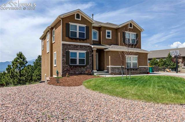 19924 Lindenmere Drive, Monument, CO 80132 (#1638600) :: Tommy Daly Home Team