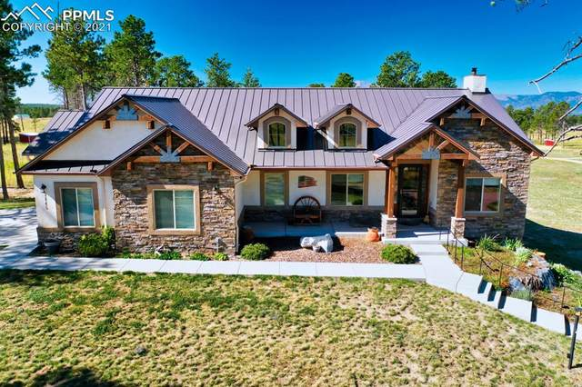 7145 Brentwood Drive, Black Forest, CO 80908 (#1642840) :: CC Signature Group