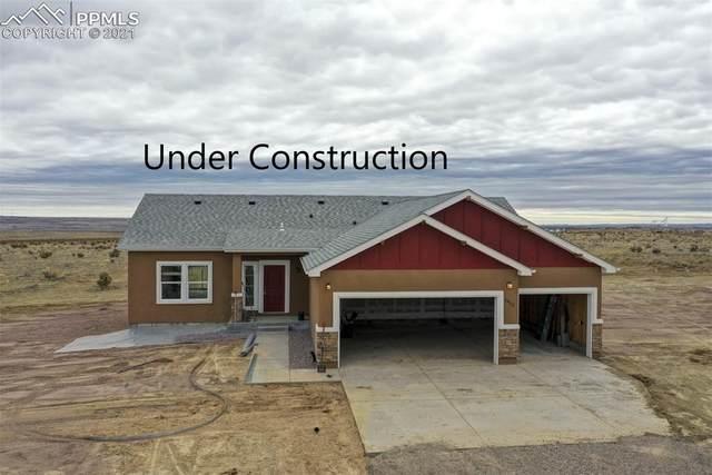 1116 N Picketwire Lane, Pueblo West, CO 81007 (#1648595) :: Re/Max Structure